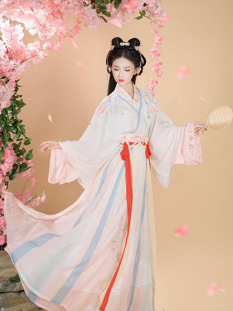 Cotton Rose hanfu