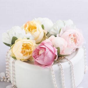 Rose Hairclip hanfu accessory