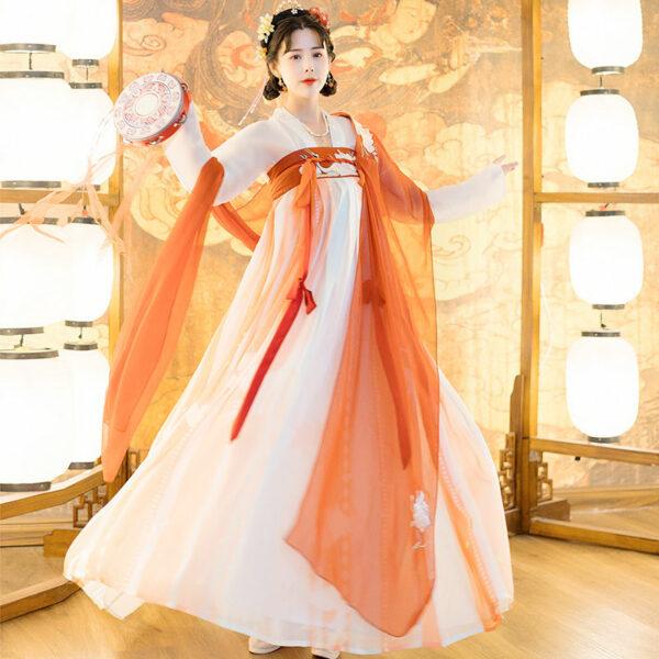 Autumn Dancer qixiong hanfu shop