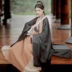 Dark Lotus new hanfu