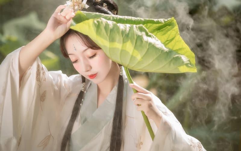 summer hanfu