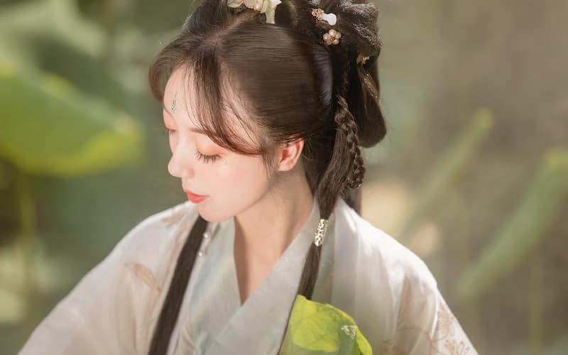 fashion hanfu dress